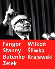 okładka Jak ktoś mógł na to pozwolić! Z twórcami polskiej szkoły grafiki rozmawia Janusz Górski, Książka | Janusz Górski
