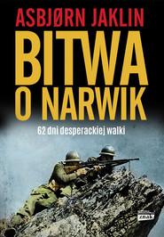 okładka Bitwa o Narwik, Ebook | Jaklin Asbjorn