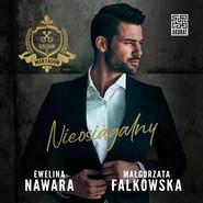 okładka Nieosiągalny, Audiobook | Ewelina Nawara, Magdalena Falkowska