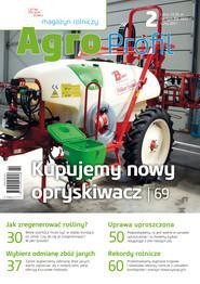 okładka Agro Profil 2/2021, Ebook | praca zbiorowa