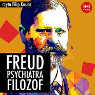 okładka Freud. Psychiatra, filozof, Audiobook | J. Grodzieński