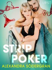 okładka Strip poker - opowiadanie erotyczne, Ebook | Södergran Alexandra