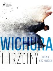 okładka Wichura i trzciny, Ebook | Irena Krzywicka