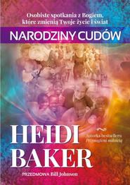 okładka Narodziny cudów, Ebook   Baker Heidi