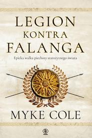 okładka Legion kontra falanga, Ebook | Myke Cole