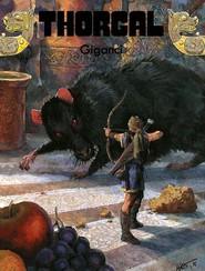 okładka Thorgal Giganci, Książka   Hamme Jean Van