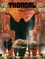 okładka Thorgal Ofiara, Książka   Hamme Jean Van
