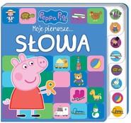 okładka Peppa Pig. Moje pierwsze… Słowa, Książka | Opracowanie zbiorowe