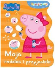 okładka Peppa Pig. Poznajmy się. Moja rodzina i przyjaciele., Książka | Opracowanie zbiorowe