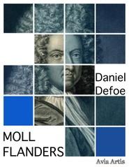 okładka Moll Flanders, Ebook   Daniel Defoe