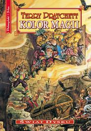 okładka Kolor magii, Ebook   Terry Pratchett