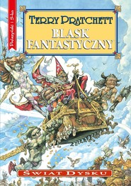 okładka Blask fantastyczny, Ebook   Terry Pratchett