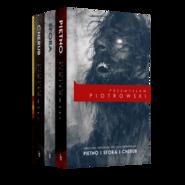 okładka Pakiet: Piętno/Sfora/Cherub, Audiobook | Przemysław Piotrowski