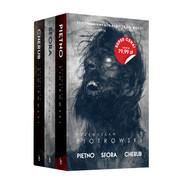 okładka Pakiet: Piętno/Sfora/Cherub, Ebook | Przemysław Piotrowski