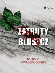 okładka Zatruty bluszcz, Ebook | Barbara Nawrocka Dońska