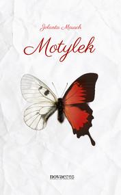 okładka Motylek, Ebook | Jolanta  Mausch