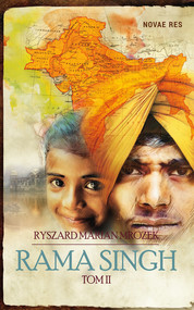 okładka Rama Singh. Tom II, Ebook   Ryszard Marian  Mrozek