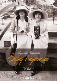 okładka Szepty i tajemnice Tom II, Ebook | Agnieszka  Janiszewska
