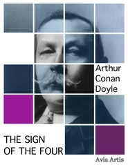 okładka The Sign of the Four, Ebook | Arthur Conan Doyle