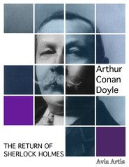 okładka The Return of Sherlock Holmes, Ebook | Arthur Conan Doyle