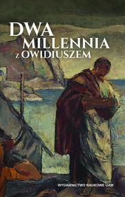 okładka Dwa millennia z Owidiuszem, Książka  