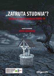 okładka Zatruta studnia, Książka | Marek Sokołowski (red.)