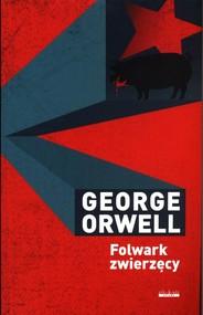 okładka Folwark zwierzęcy, Książka | George Orwell
