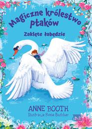okładka Magiczne królestwo ptaków Zaklęte łabędzie, Książka | Booth Anne