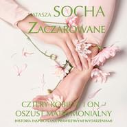 okładka Zaczarowane, Audiobook | Natasza  Socha