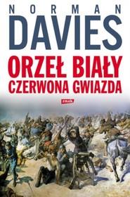 okładka Orzeł biały. Czerwona gwiazda, Ebook | Norman Davies