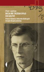 okładka Bicia nie trzeba było ich uczyć, Ebook | Piotr  Lipiński