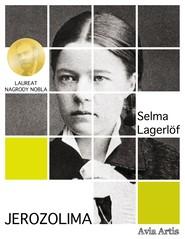 okładka Jerozolima, Ebook   Selma Lagerlöf
