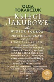 okładka Księgi Jakubowe, Ebook | Olga Tokarczuk