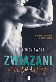 okładka Związani umową, Ebook | Kamila Wiśniewska