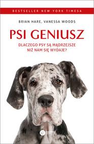 okładka Psi geniusz., Ebook | Brian Hare, Vanessa Woods