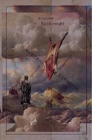 okładka Mickiewicz w Stambule, Książka | Krzysztof Rutkowski