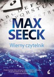 okładka Wierny czytelnik, Książka | Seeck Max