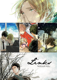okładka Links, Książka | Kizu Natsuki