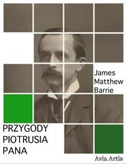 okładka Przygody Piotrusia Pana, Ebook | James Matthew Barrie