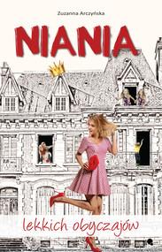 okładka Niania lekkich obyczajów, Ebook | Zuzanna  Arczyńska