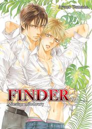 okładka Finder 10 Miesiąc miodowy, Książka | Yamane Ayano