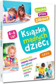 okładka Książka mądrych dzieci, Książka |