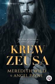 okładka Przeklęci Tom 1 Krew Zeusa, Książka | Meredith  Wild, Angel Payne