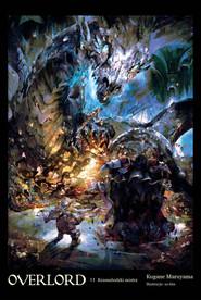 okładka Overlord #11 Krasnoludzki mistrz, Książka | Maruyama Kugane