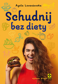 okładka Schudnij bez diety, Książka | Agata Lewandowska