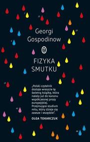 okładka Fizyka smutku, Książka | Gospodinow Georgi