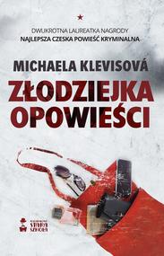 okładka Złodziejka opowieści, Ebook | Michaela Klevisová