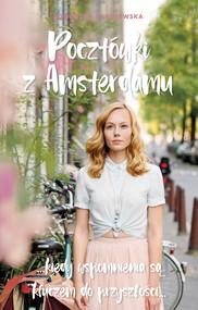 okładka Pocztówki z Amsterdamu, Ebook | Agnieszka Zakrzewska