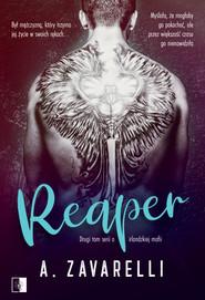 okładka Reaper, Ebook | A. Zavarelli