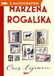okładka Czas tajemnic. Saga o Karli Linde tom 1 z autografem, Książka | Marzena Rogalska